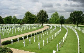 American_War_cemetery_at_Madingley_-_geograph.org.uk_-_7250