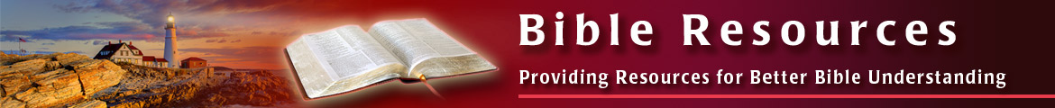 Bible Christian Resources – Audio, Video, Bible Studies