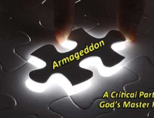 Armageddon A Critical Part of God`s Master Plan – Bob Goodman