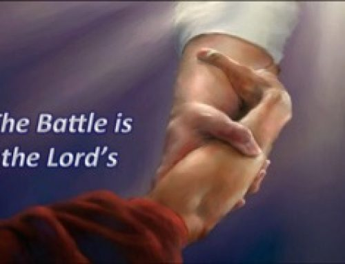 The Battle is the Lord`s – John Hull