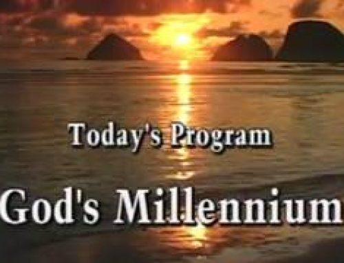 God's Millennium – Tom Ruggirello