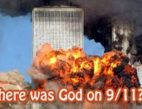 Where was God on 9 11 2003? – Bob Gray