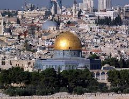 Should there be an embassy in Jerusalem?