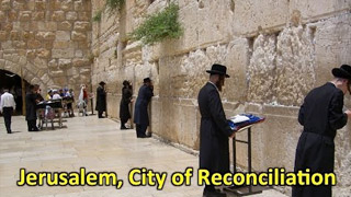 Jerusalem City of Reconciliation – Erwin Kalinksi