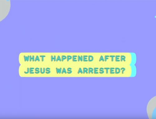 What happened after Jesus was arrested?
