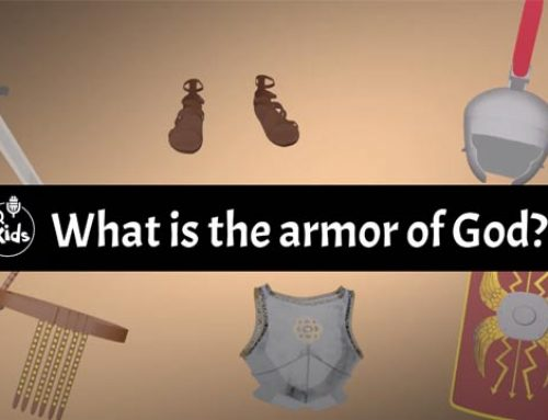 What is the armor of God?
