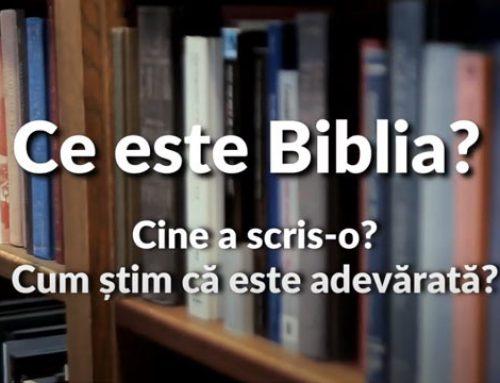 Ce este Biblia?