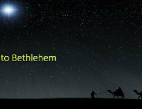 Come to Bethlehem – Tom Ruggirello