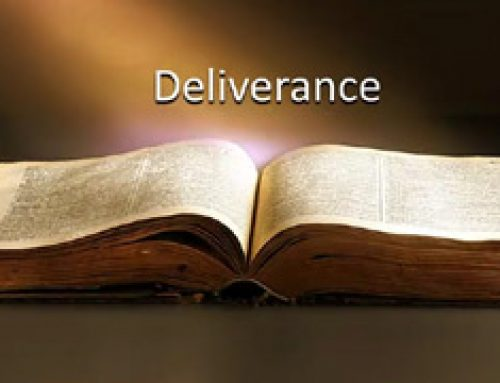 Deliverance – Tom Ruggirello