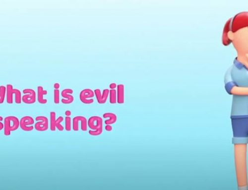 What is evil speaking?