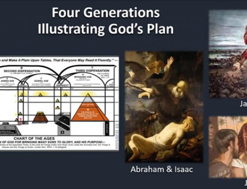 Four Generations Illustrating God`s Plan