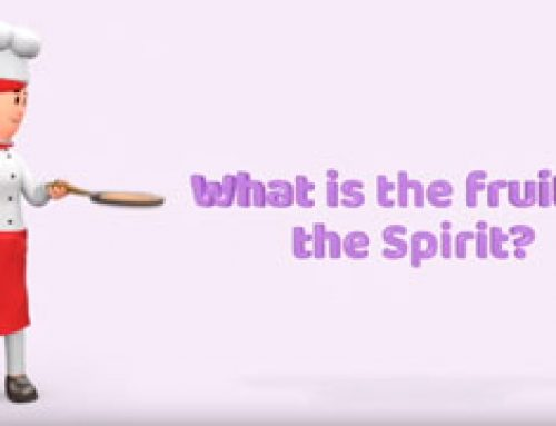 What is the fruit of the spirit?