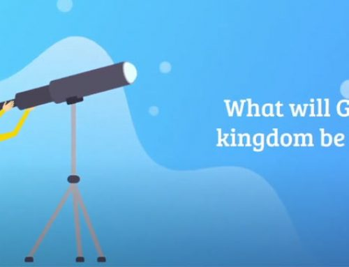 What will God`s kingdom be like?