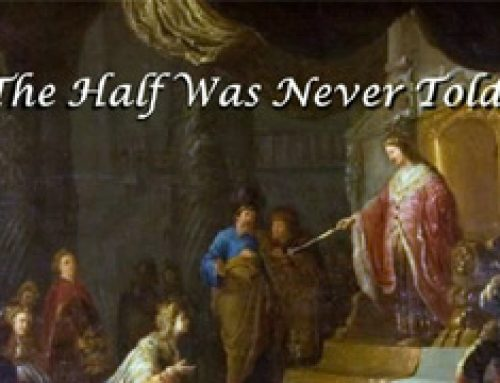 The Half Was Never Told – Tom Ruggirello
