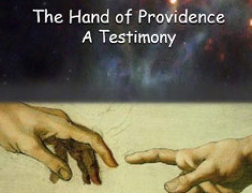 The Hand of Providence – Tom Ruggirello