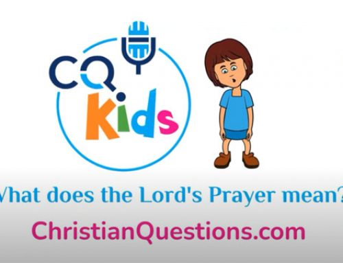 What does the Lord`s Prayer Mean ?