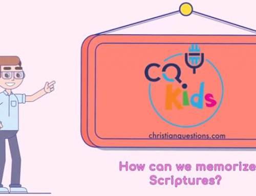 How can I memorize scriptures?