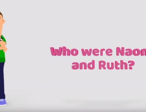 Who were Naomi and Ruth?