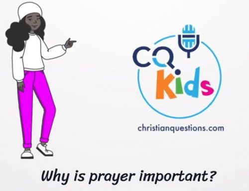 Why is prayer important?