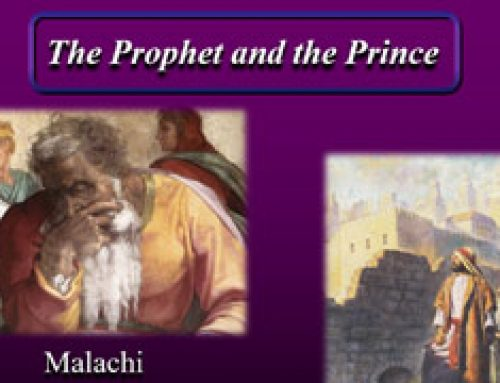 The Prophet and the Prince – Tom Ruggirello
