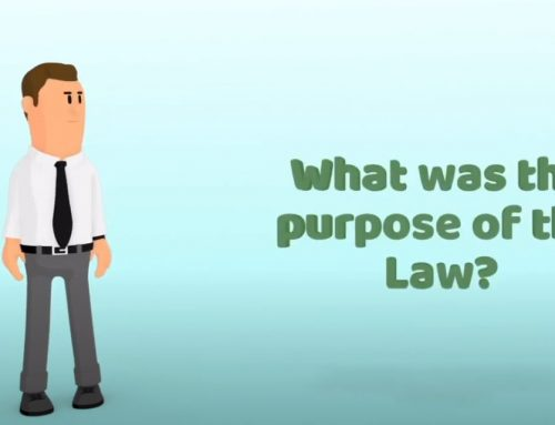 What was the purpose of the law?
