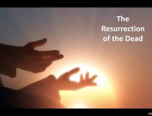 Witnesses to the Resurrection of Christ – Dan Beard (2020 Chicago ZOOM Convention)