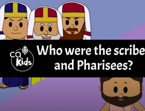 Who were the scribes and Pharisees?