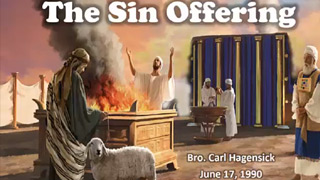 The Sin Offering – Carl Hagensick
