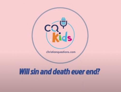 Will sin and death ever end?